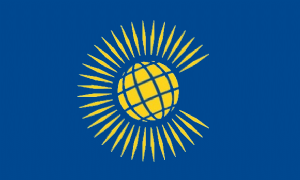 Commonwealth Large Flag - 5' x 3'.